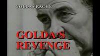 Golda's Revenge