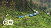 By train across Sri Lanka