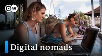 Working online and traveling the world - digital nomads