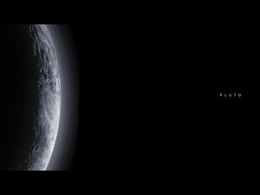 pluto and beyond - 853×640