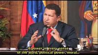 Speaking Freely Volume 5 - Hugo Chavez