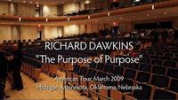 The Purpose of Purpose - Richard Dawkins (Lecture)