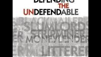Walter Block - Defending the Undefendable