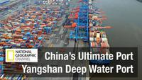 MegaStructures - China's Ultimate Port