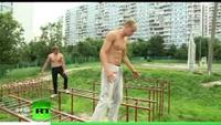 Russian Daredevils: Adrenaline Rush On Top Of The World